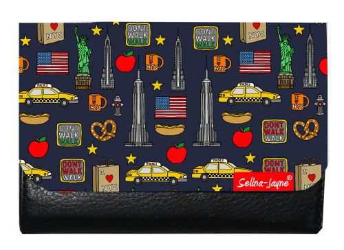 Selina-Jayne New York City Limited Edition Designer Small Purse
